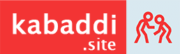 Kabaddi Site Logo